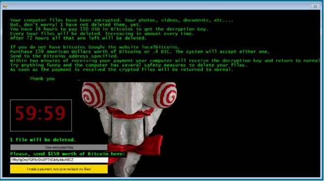 Help, mijn bedrijf wordt gegijzeld door ransomware!